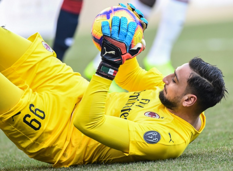 Donnarumma Sorry As Blunder Costs AC Milan