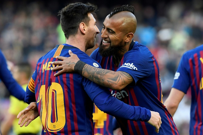 Cheeky Messi Magic Keeps Barcelona 10 Points Clear In Spain