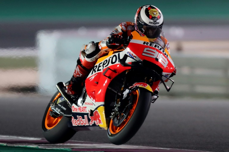 Lorenzo suffers fractured rib after Doha crash - World Soccer Talk