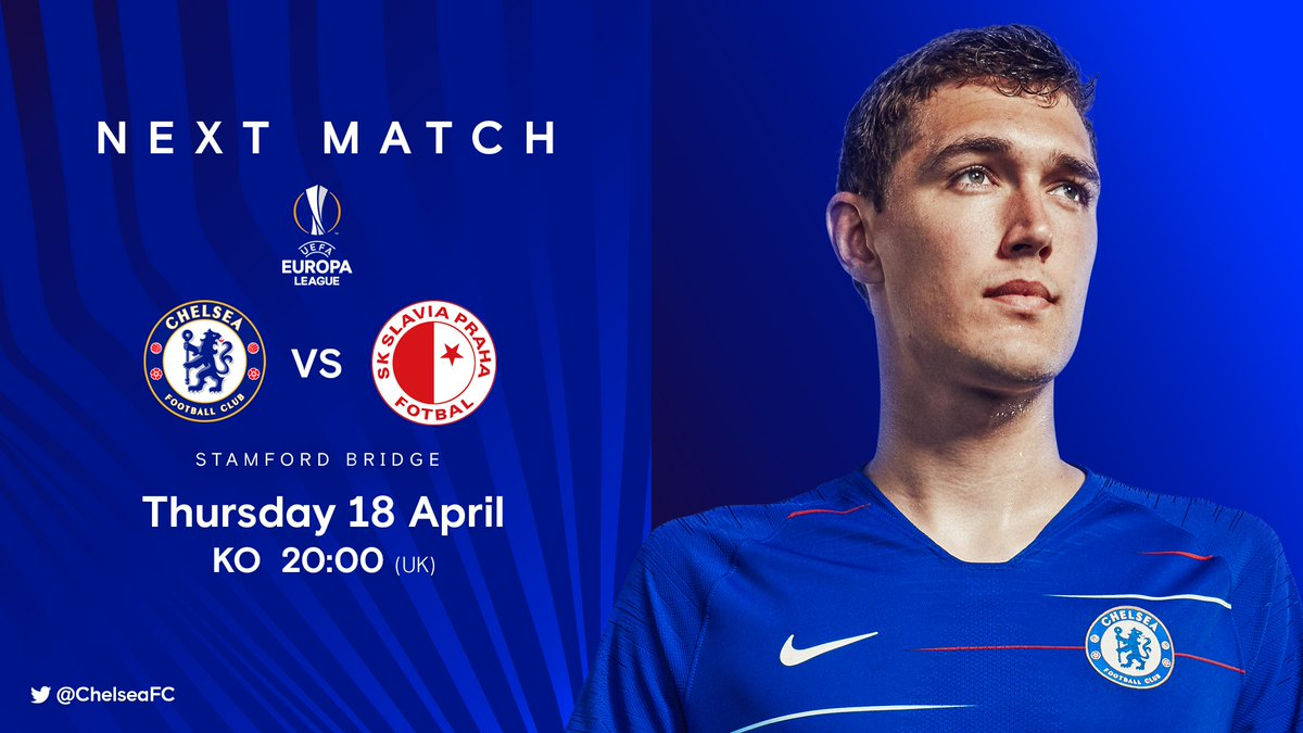 Slavia Chelsea Pinterest: Where To Find Chelsea Vs. Slavia Prague On US TV And