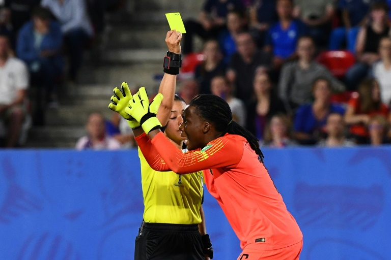 Fifa Reduces Encroachment Punishment As Women S World Cup