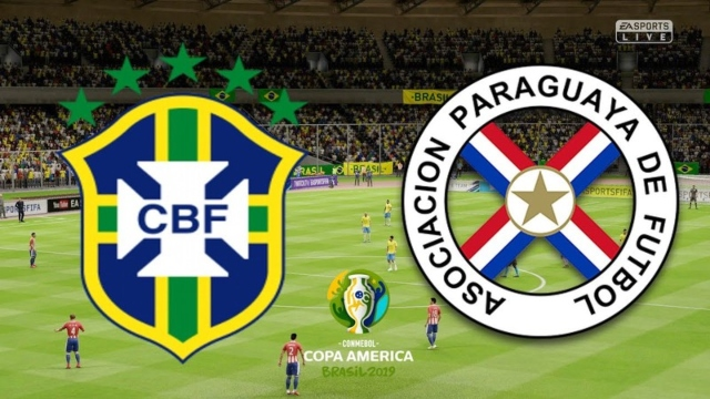 Where To Find Brazil Vs Paraguay Copa America On Us Tv