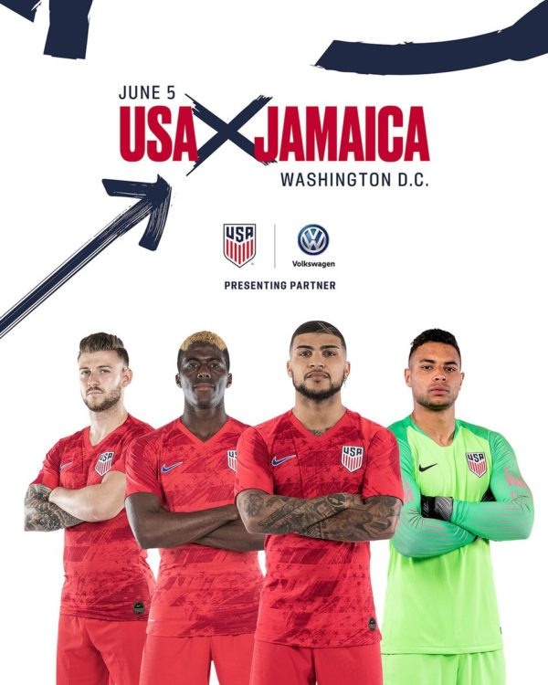 reputable site 4df1f e169c USA vs. Jamaica preview: USMNT ramps up for Gold Cup success ...