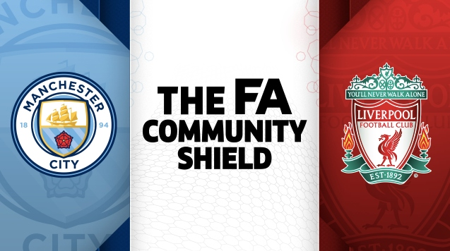 Where to find Liverpool vs  Man City Community Shield on US