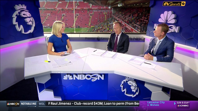 Nbc Embarks On Tighter Relationship With Sky Sports To Enhance Premier League Coverage World Soccer Talk