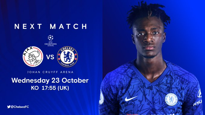 Where To Find Ajax Vs Chelsea On Us Tv And Streaming