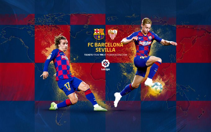 Where To Find Barcelona Vs Sevilla On Us Tv And Streaming World Soccer Talk