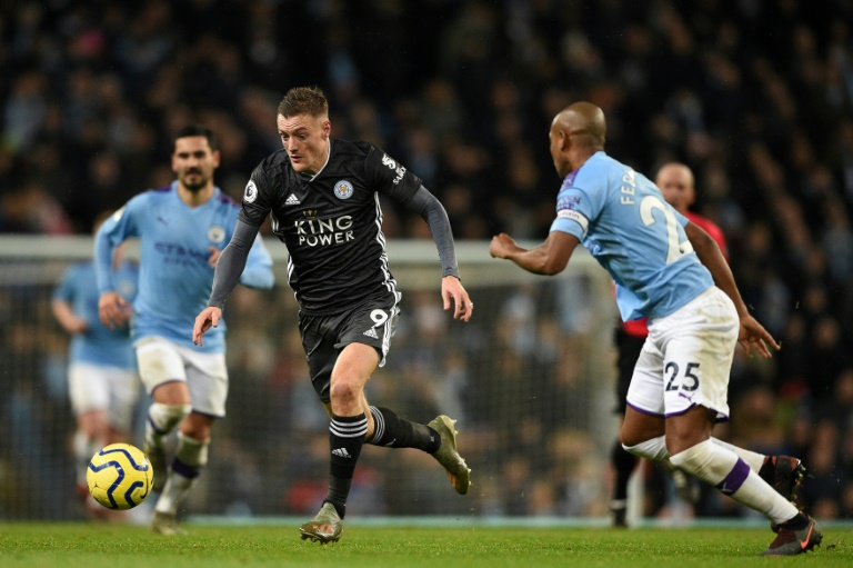 Vardy dilemma for Leicester as champions-elect Liverpool lie in wait