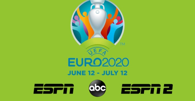Euro 2020 TV schedule and streaming links - World Soccer Talk