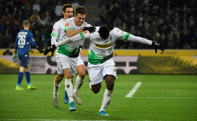 Gladbach reclaim Bundesliga top spot with Freiburg win