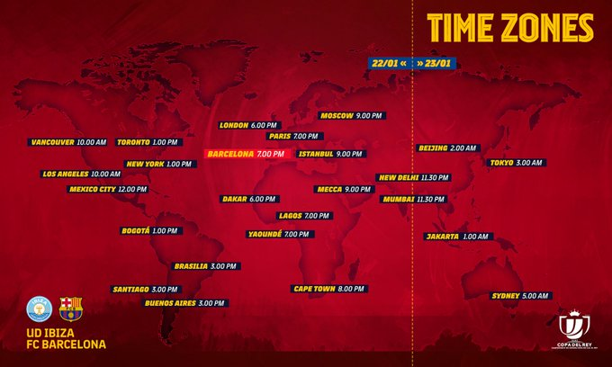 Where to find Ibiza vs. Barcelona on US TV and streaming ...