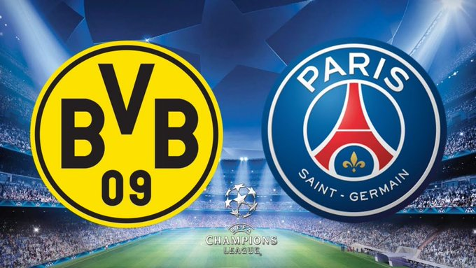 dortmund vs psg - photo #1