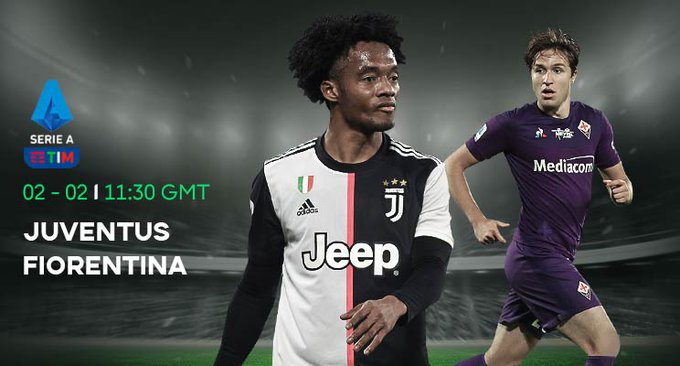 Where to find Juventus vs. Fiorentina on US TV and ...