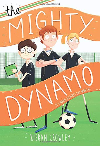 The Mighty Dynamo soccer book