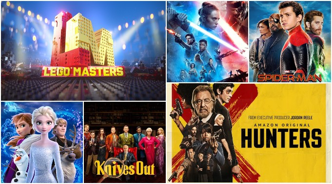Best streaming services for movies