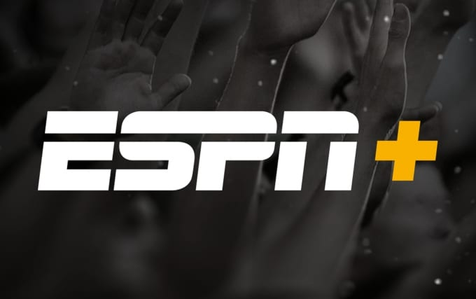 ESPN plus in top 10 streaming services