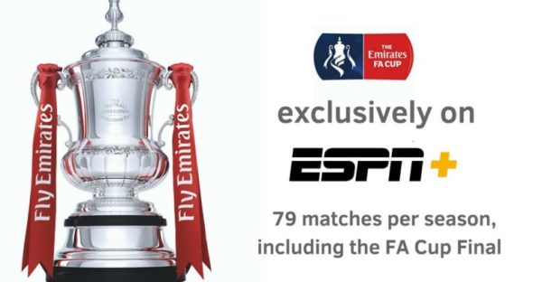 Where to watch the FA Cup on US TV