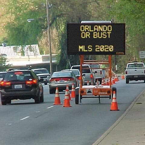 MLS Tournament: Orlando Or Bust