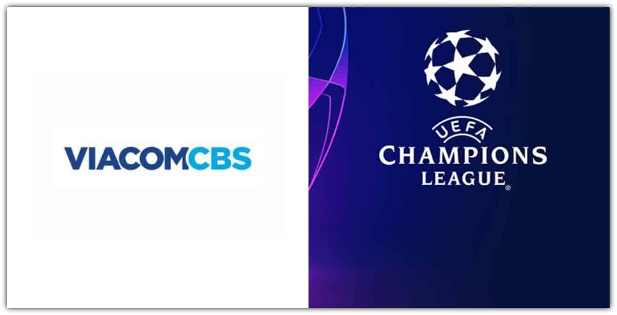 Champions League moves to CBS