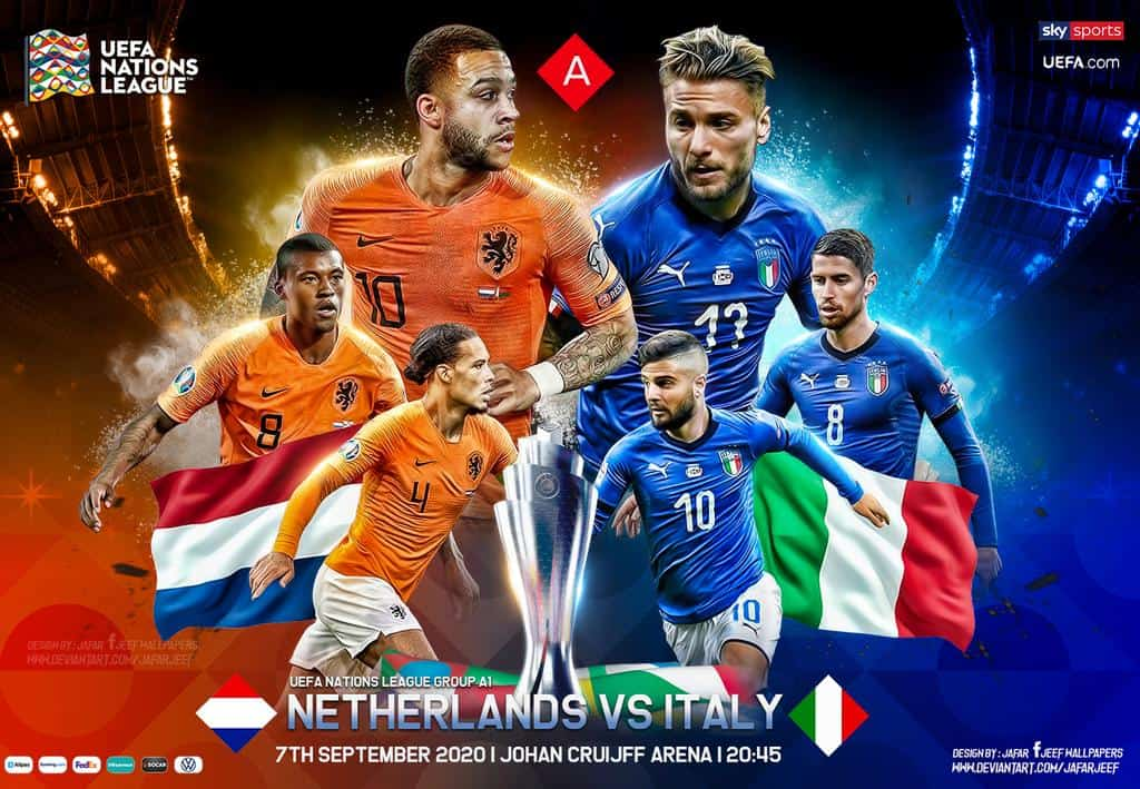Where To Find Netherlands Vs Italy On Us Tv And Streaming World Soccer Talk