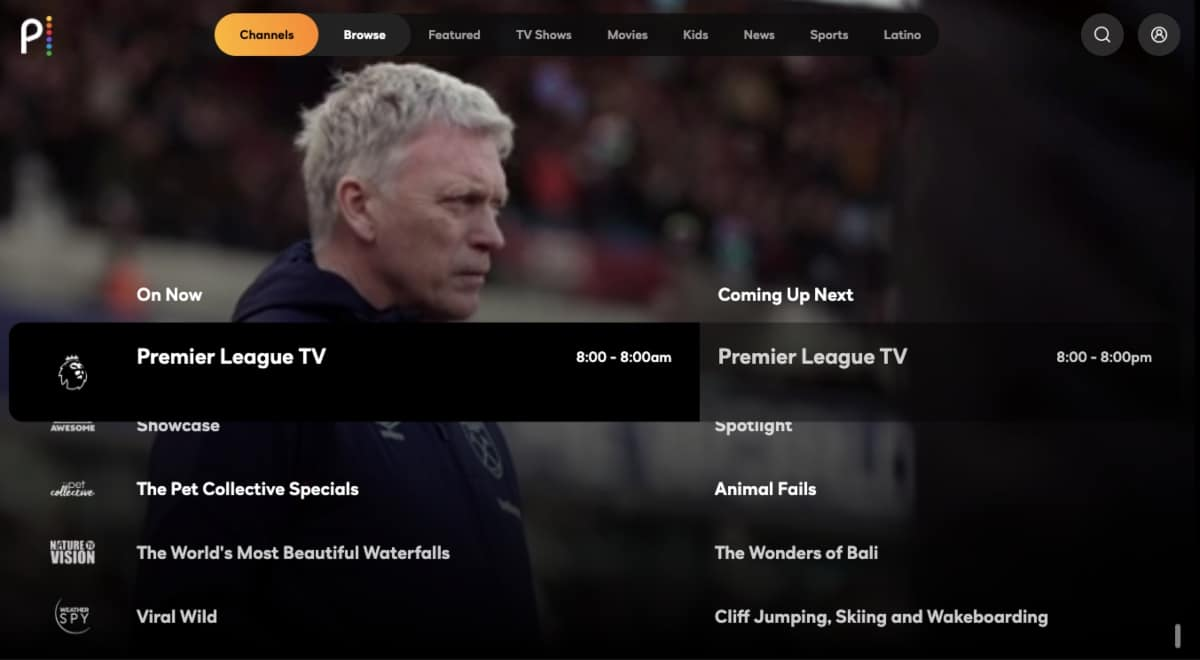 Premier League TV channel launches on Peacock TV in time for new season - World Soccer Talk