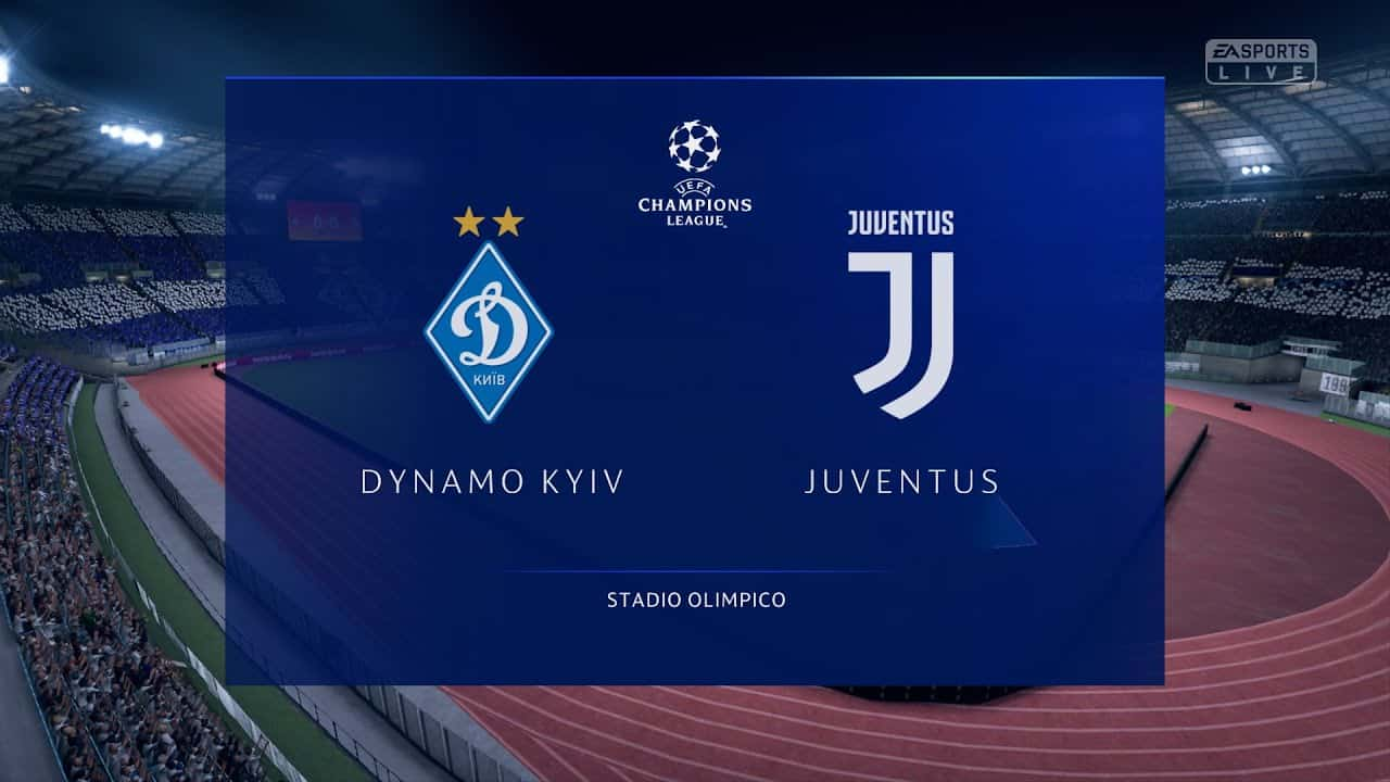 Where To Find Dynamo Kyiv Vs Juventus On Us Tv And Streaming World Soccer Talk