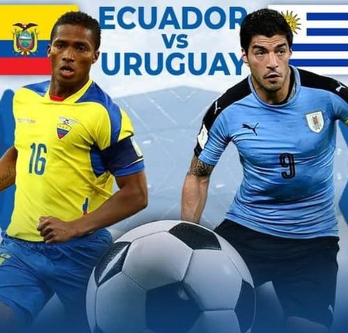 Where to find Ecuador vs. Uruguay on US TV and streaming - World Soccer Talk