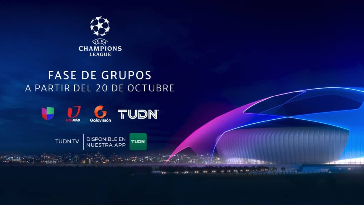 TUDN Making UEFA Champions League As Accessible As Ever On
