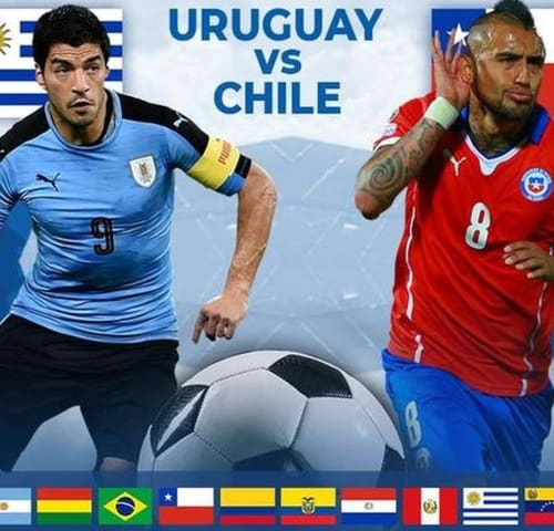 Where to find Uruguay vs. Chile on US TV and streaming - World Soccer Talk