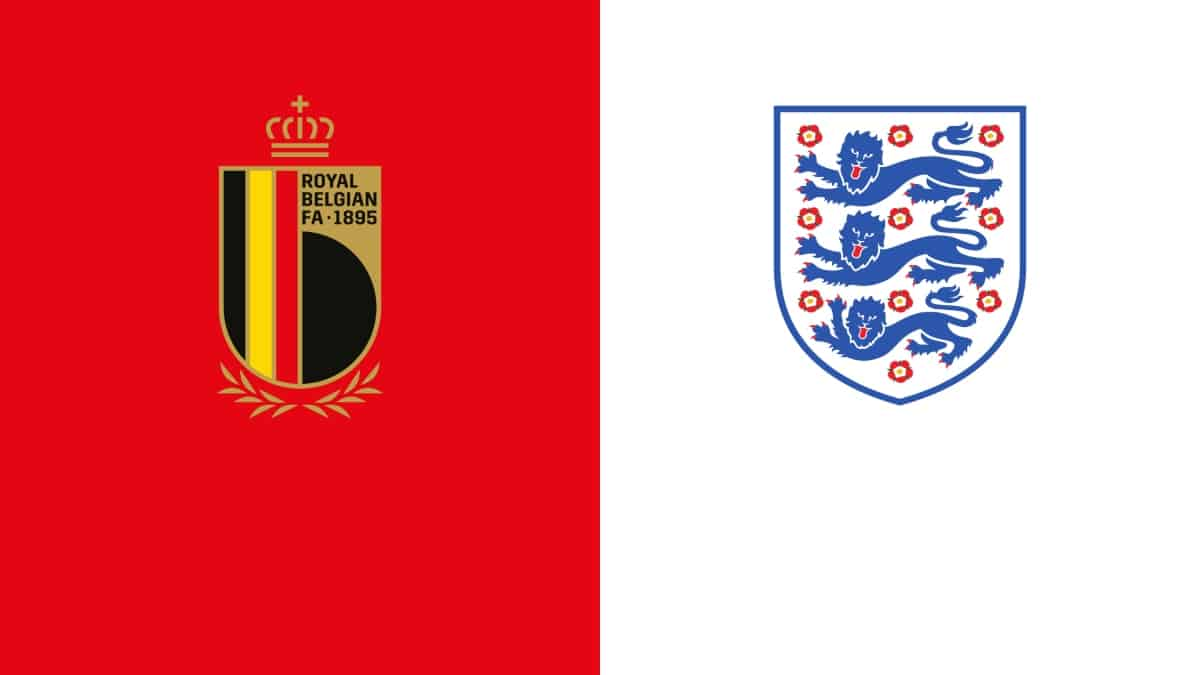 Where to find Belgium vs. England on US TV and streaming - World Soccer Talk