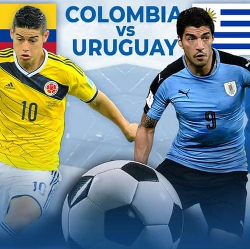 Where to find Colombia vs. Uruguay on US TV and streaming - World Soccer Talk
