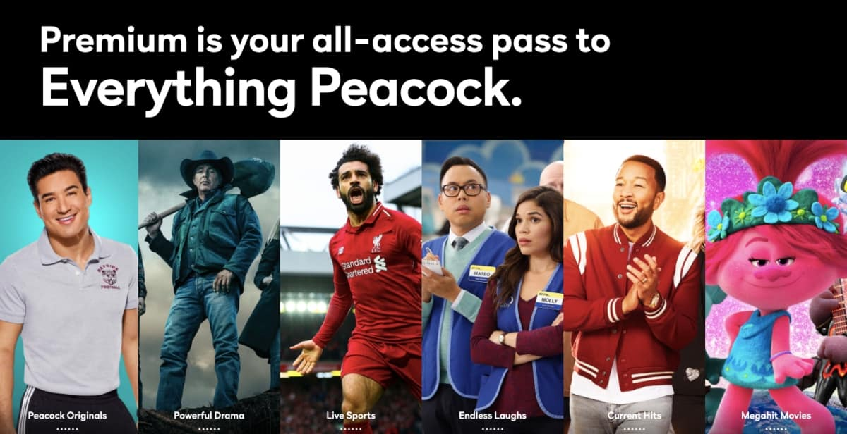 Peacock TV pulls a bait and switch by removing Premier League replays of TV games - World Soccer Talk