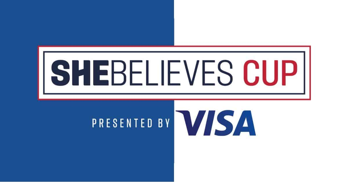 She Believes Cup TV schedule