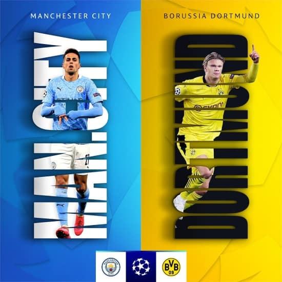 Where to find Man City vs. Dortmund on US TV and streaming ...