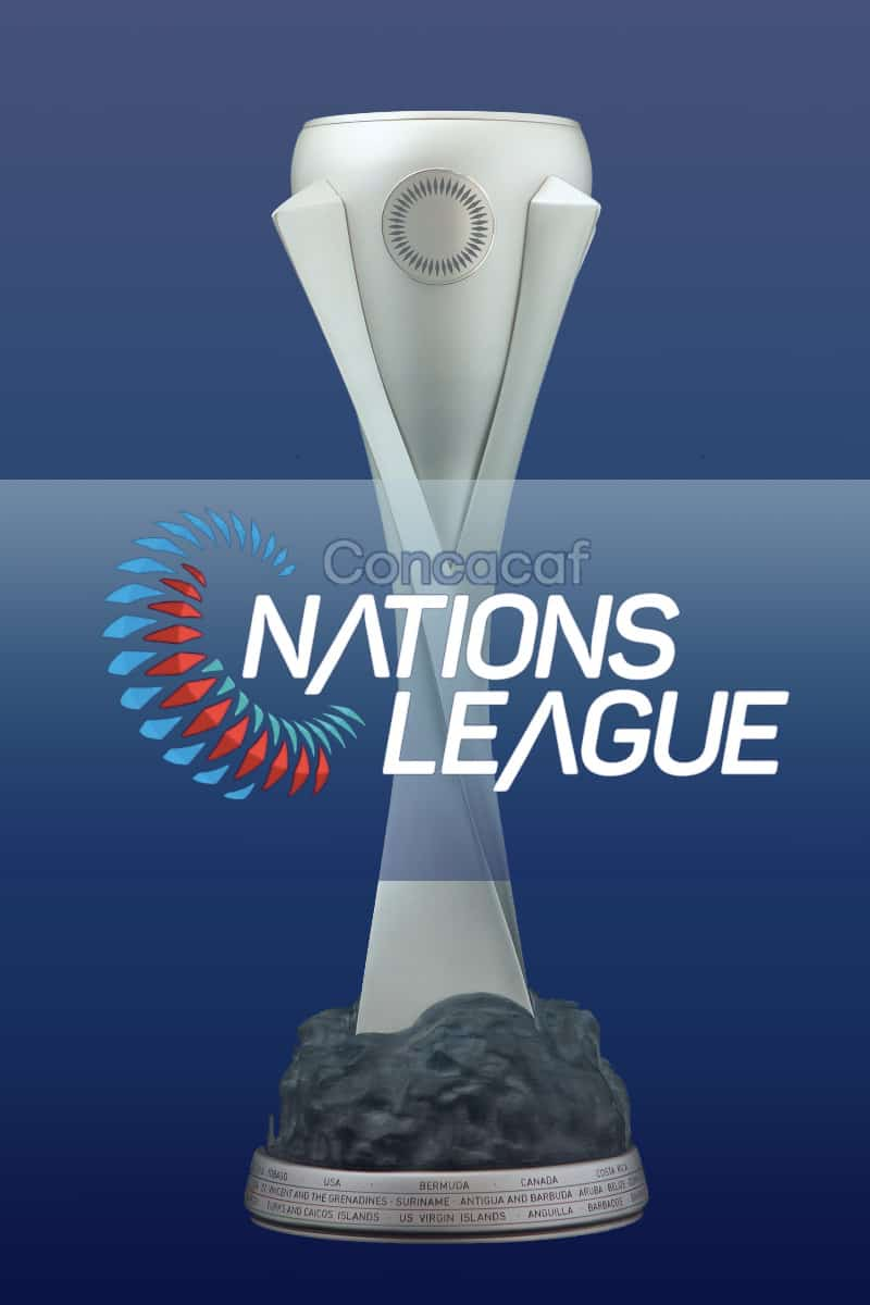 Concacaf Nations League schedule