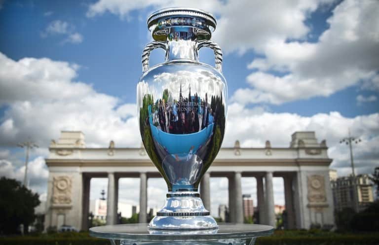 Euro 2020 finally set for lift-off under Covid cloud