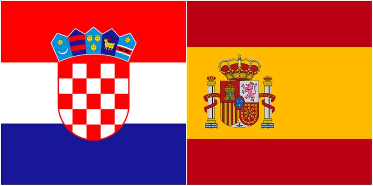 Where to find Croatia vs. Spain on US TV and streaming - World Soccer Talk