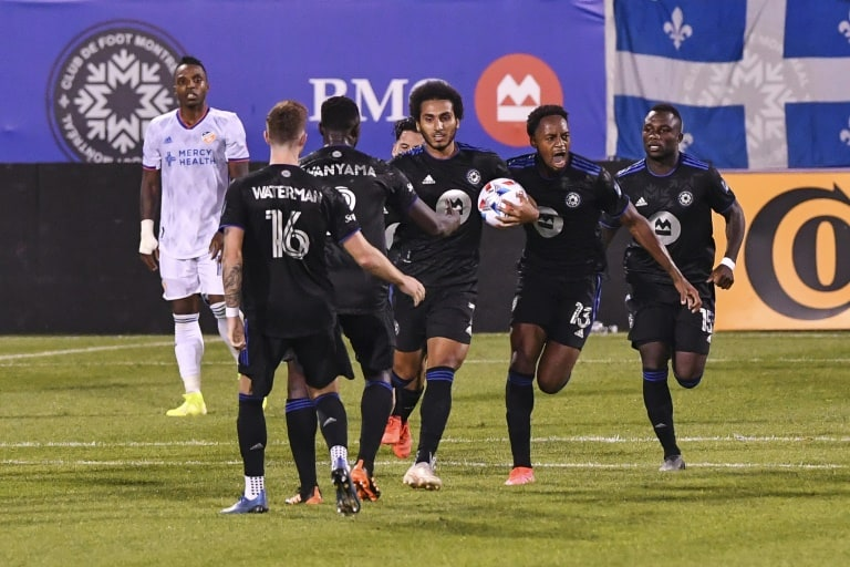 MLS Canadian clubs will finish home matches in Canada