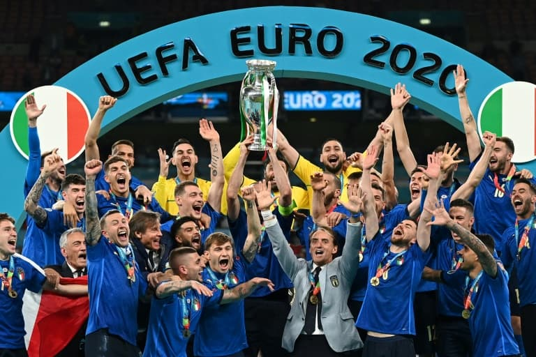 Italy 'dominated' England in Euro 2020 final, says Mancini - World Soccer Talk