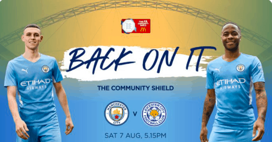 Where to find Man City vs. Leicester on US TV and streaming: Community Shield - World Soccer Talk