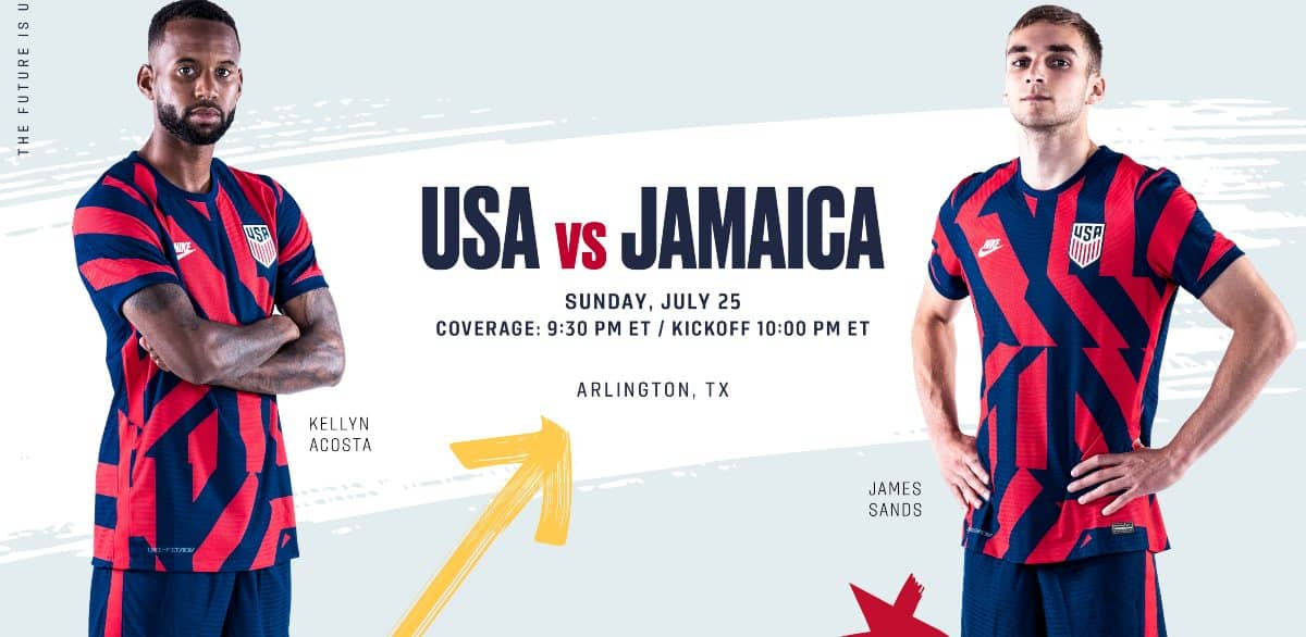 Where to find USA vs. Jamaica on US TV and streaming - World Soccer Talk