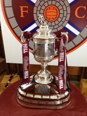 Hearts and Scottish Cup