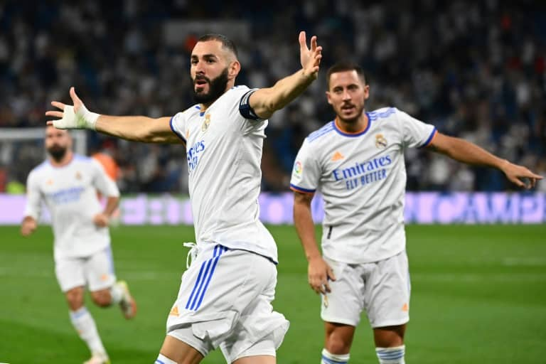 Benzema confident of Madrid's European hopes ahead of Inter trip