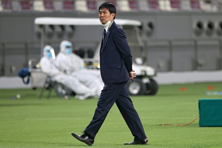 Japan name squad for World Cup qualifiers