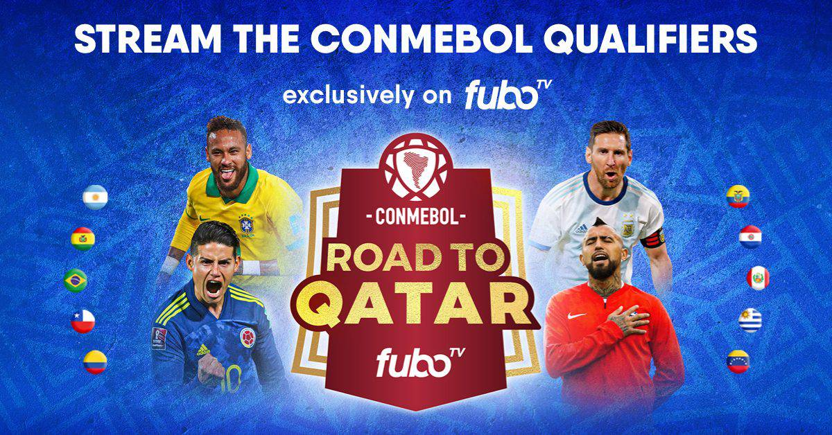 Where to find CONMEBOL World Cup qualifiers on TV