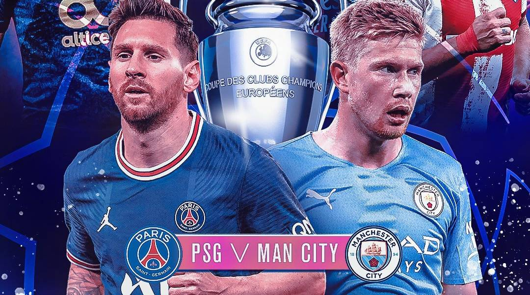 Where to find PSG vs. Man City on TV and streaming